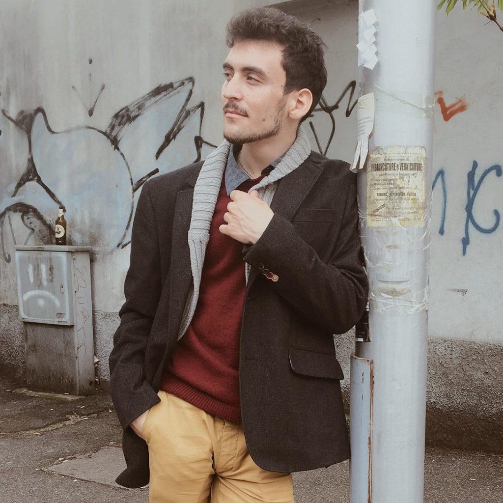 Contatti Andrea Vighi Tango Argentino Bologna Mini