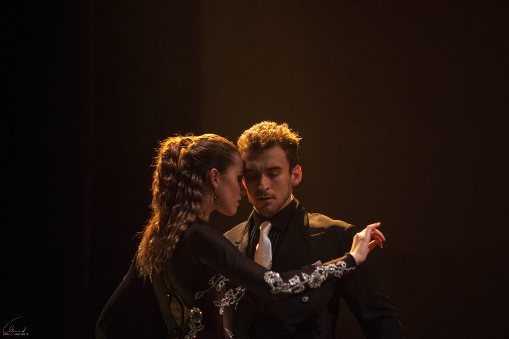 Andrea Vighi e Chiara Benati corsi di tango argentino a Bologna