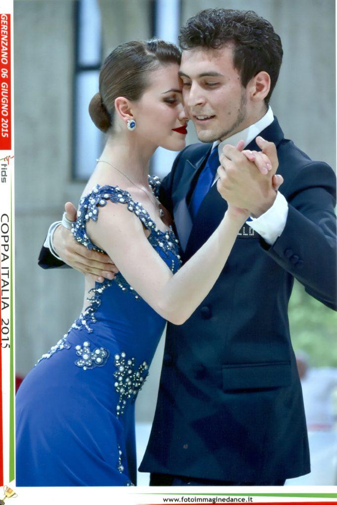 Andrea Vighi e Chiara Benati Corsi e eventi di tango argentino a Bologna Tango Feliz
