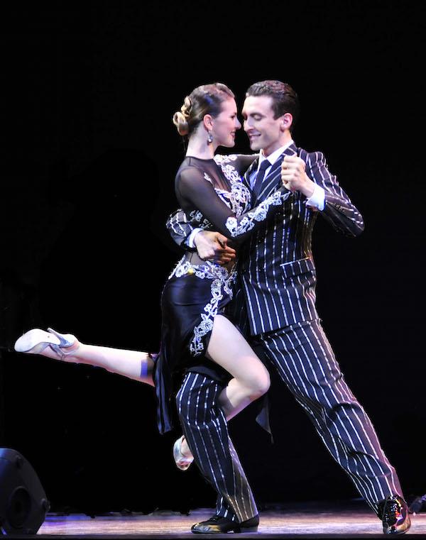Andrea Vighi e Chiara Benati corsi di tango argentino a Bologna Tango Feliz