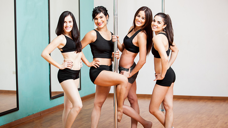 New Pole Dance Class