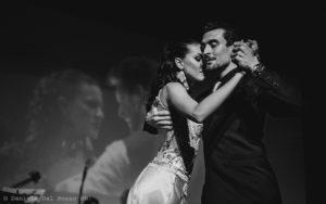 Andrea Vighi y Chiara Benati Facebook Page