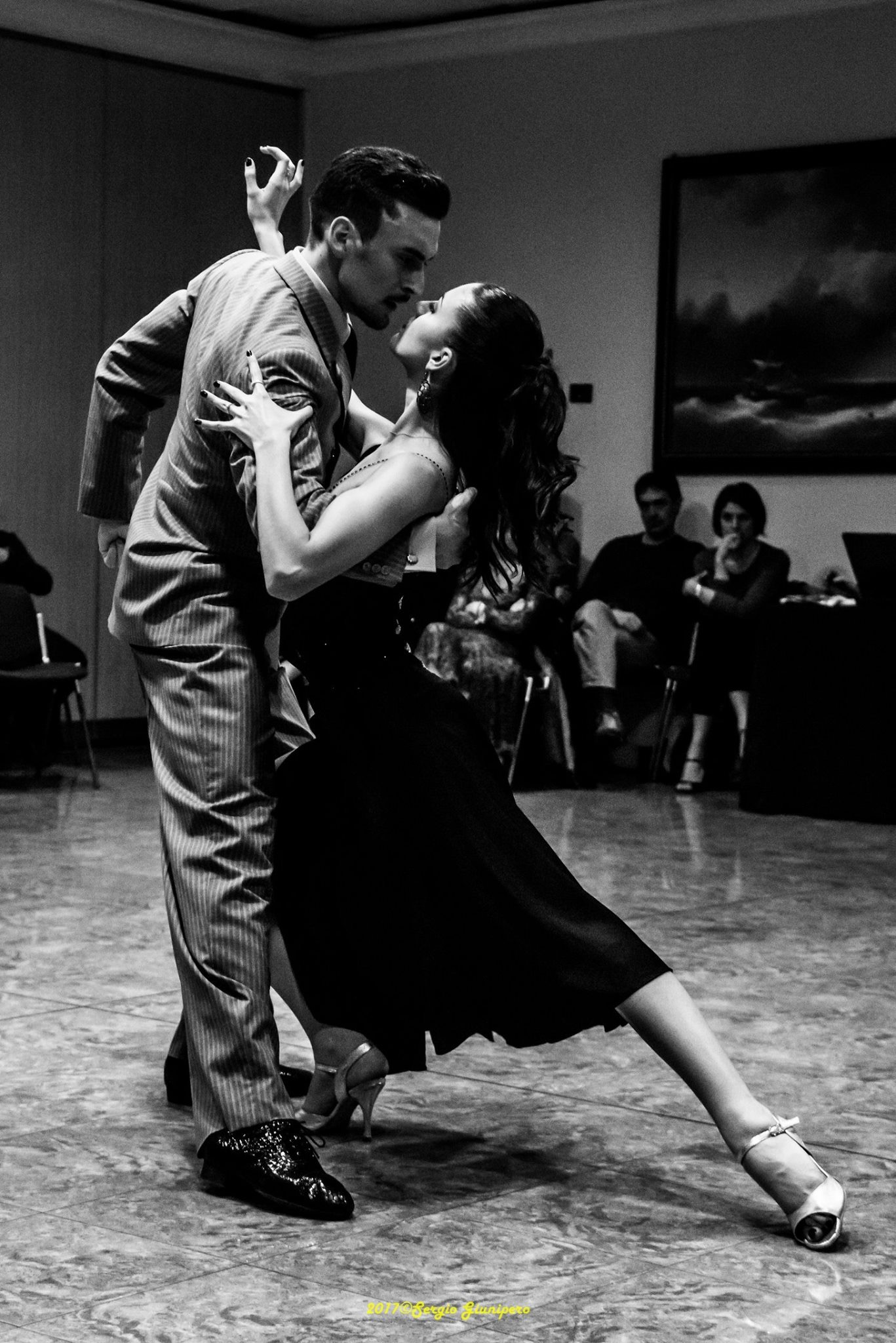corso intermedio Tango Bologna