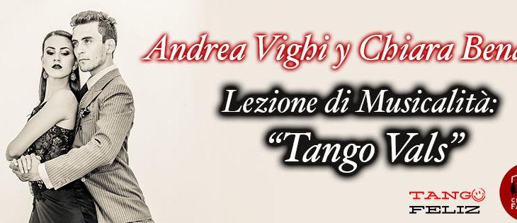 Lezione di Musicalità: Tango Vals