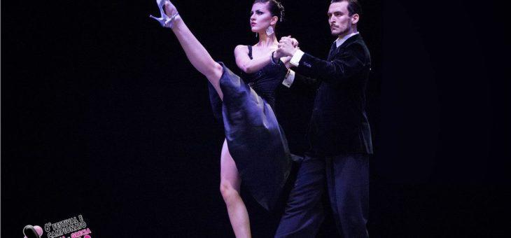 Stage e Show di Andrea Vighi y Chiara Benati al Bosco Baronio