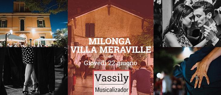 Illambruschiamoci con il Tango – milonga estiva gratuita a Bologna – 22 giugno 2017