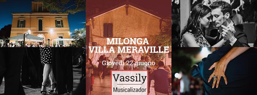 Milonga Meraville Estiva a Bologna Vassily