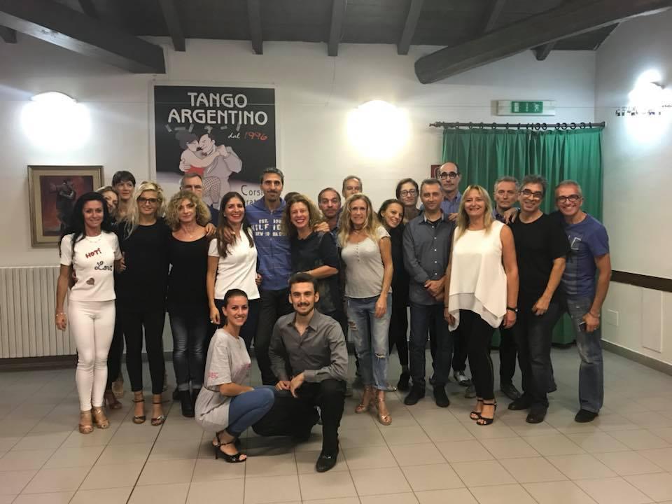 corsi intermedio ed intermedio-avanzato circolo La Fattoria Bologna