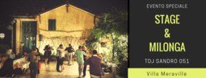 Milonga Meraville Evento Speciale a Bologna 7 settembre Dj Sandro 051 - Tango Meraville - Milonga estiva gratuita a Bologna