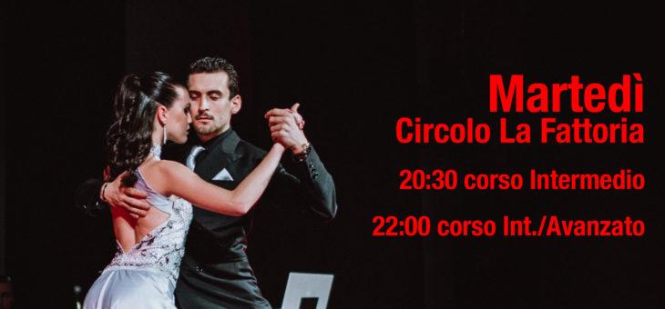 Corsi di tango alla Fattoria di Bologna – Martedì