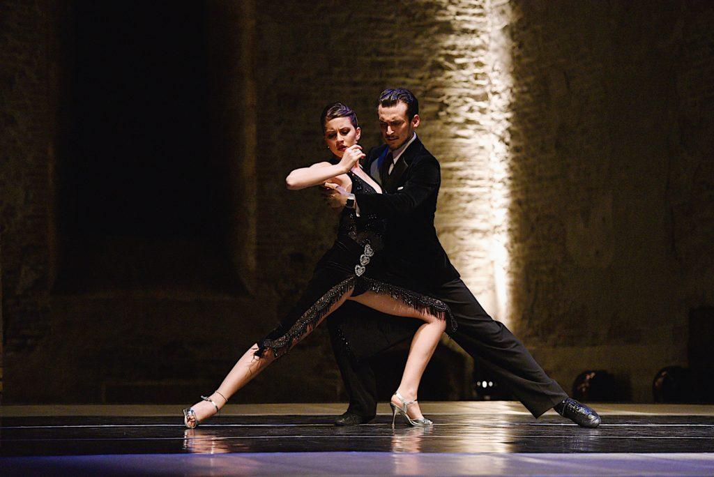 Corsi tango argentino il martedì alla Fattoria a Bologna