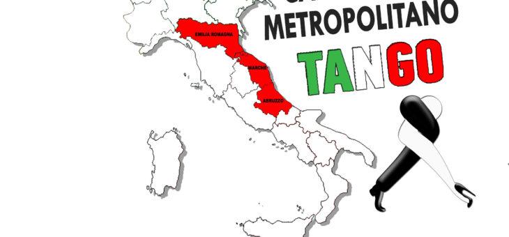 Campionato Metropolitano Tango a Bologna