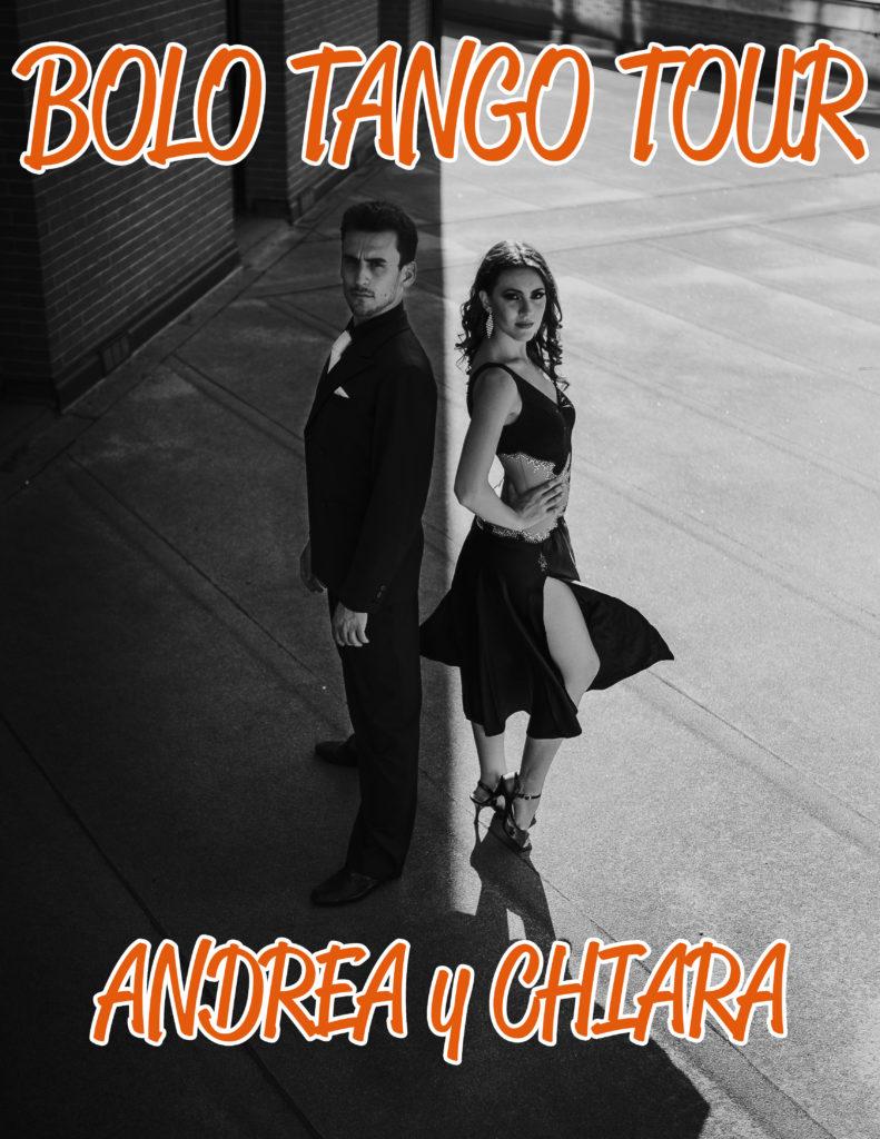 Bolo Tango Tour - Andrea Vighi y Chiara Benati