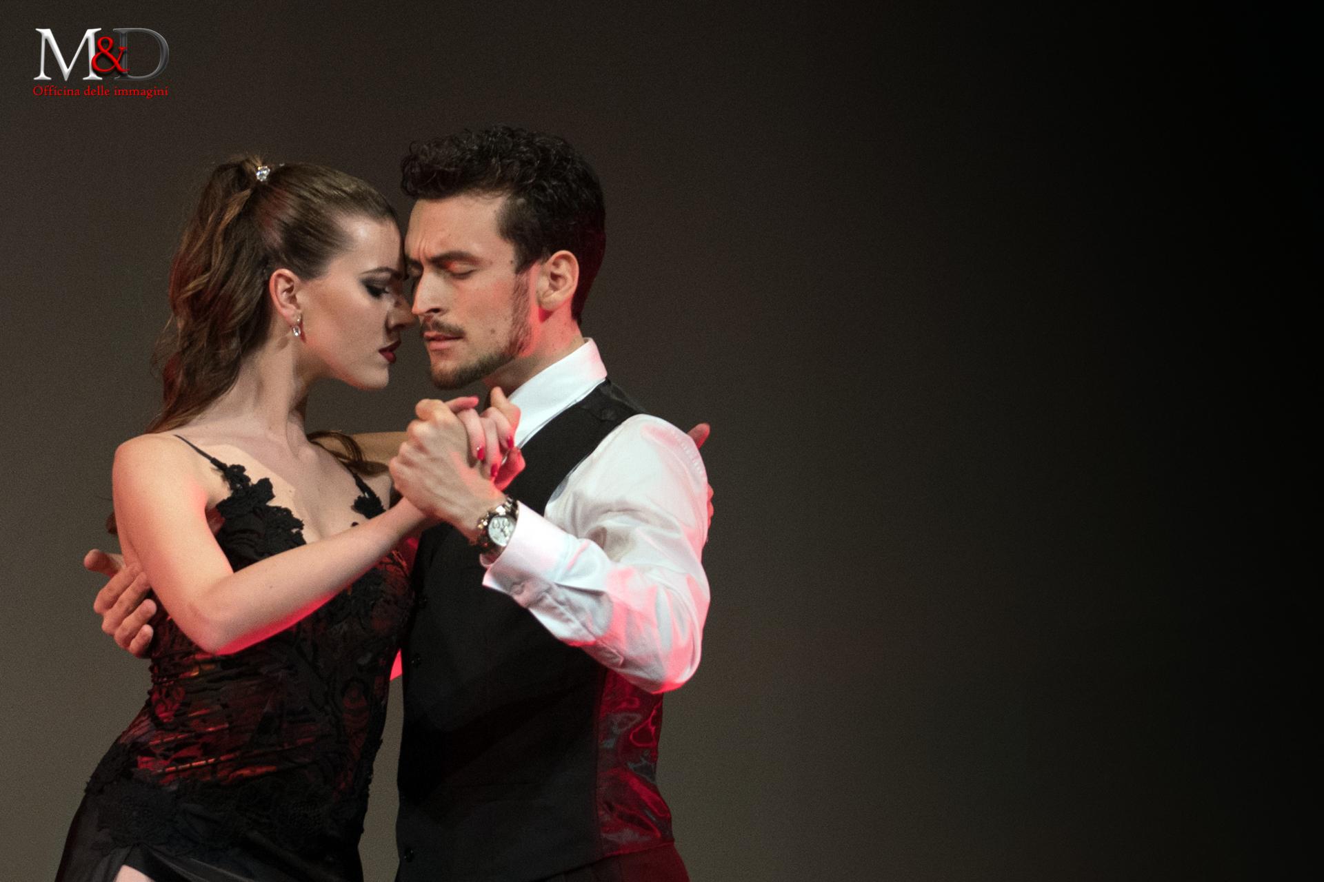 Andrea Vighi y Chiara Benati