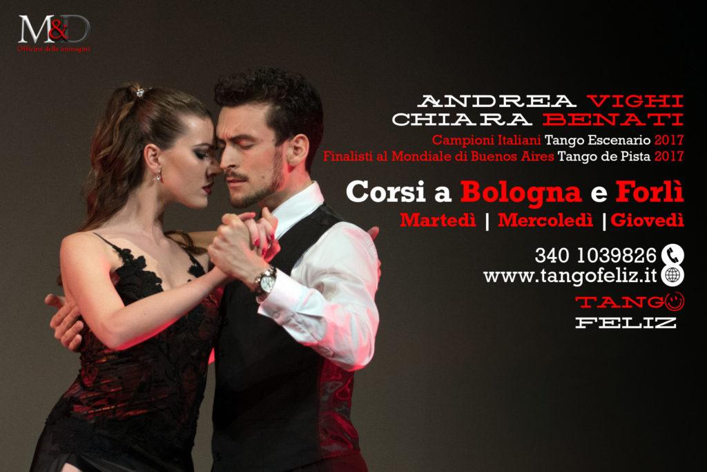 Nuovi corsi di Tango 2018