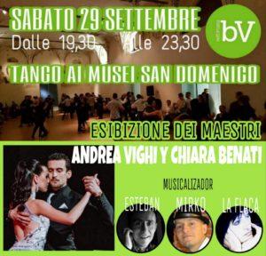 Andrea Chiara Musei di San Domenico forli tango