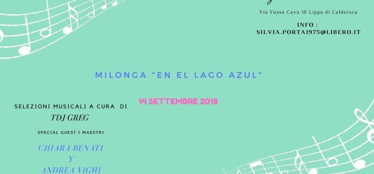 "Aperimilonga ""En el lago Azul"" – Show"