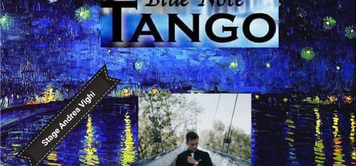Stage di Andrea Vighi – Blue Note Tango