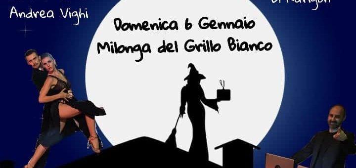 Stage pre-serata Milonga del Grillo Bianco