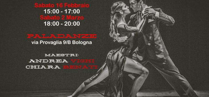 Stages Intensivi 2 – Preparazione Campionato Metropolitano Tango