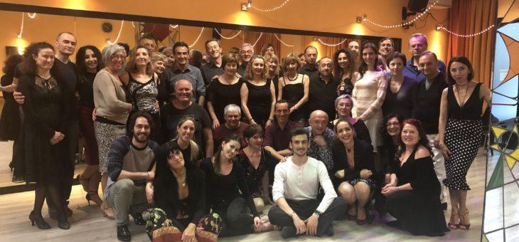 DomingoTango ai Ballokki – Stage di Milonga con Andrea e Chiara