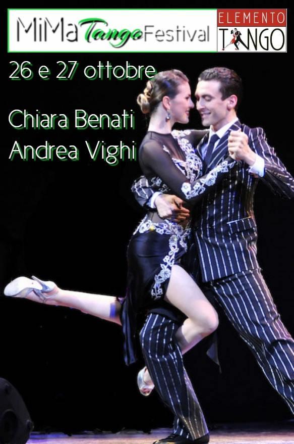 MiMa Tango Festival - Andrea Vighi y Chiara Benati