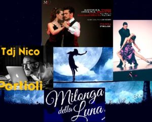 Milonga Della Luna-stage di Andrea Vighi y Chiara Benati