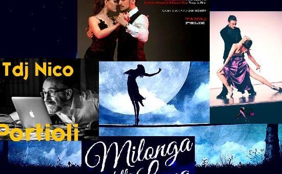 ANNULLATA – Milonga Della Luna-stage di Andrea Vighi y Chiara Benati