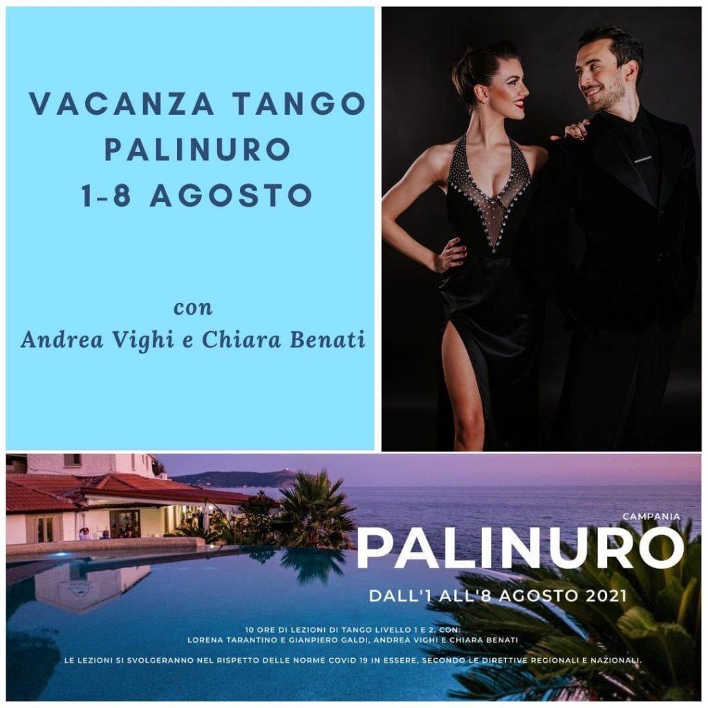 vacanza tango palinuro