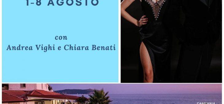Vacanza Tango Palinuro – dall'1 all'8 agosto